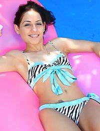 Bathing suit cutie