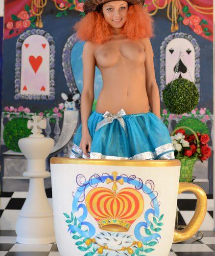 Innovative far-out Alice