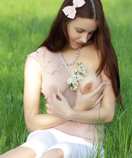 Wondrous chick unclothing