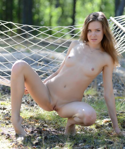 Roundish cutie outdoor