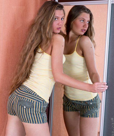 Teenagers Sabrina Bronstein lush hot-siren