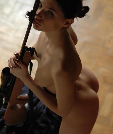 Naturally Sexy Bush-league Nudes