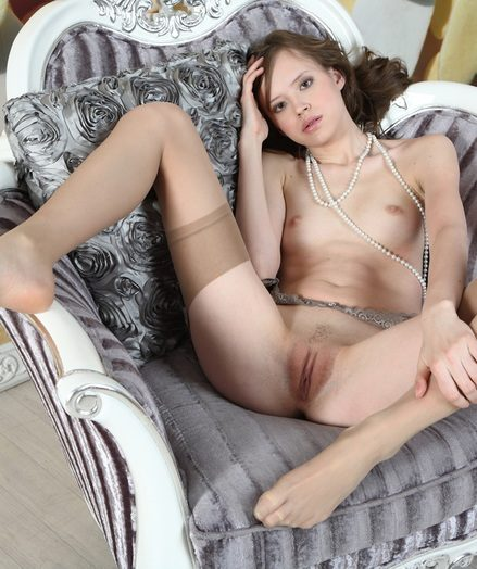 Beautiful naked sweetie