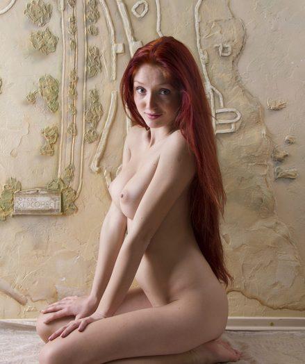 Super-fucking-hot naked sandy-haired