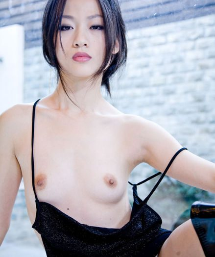 Naturally Fantastic First-timer Nudes
