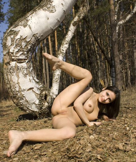 Erotic Hotty - Naturally Beautiful Fledgling Nudes