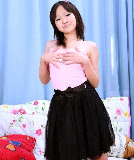 Asian sweetheart